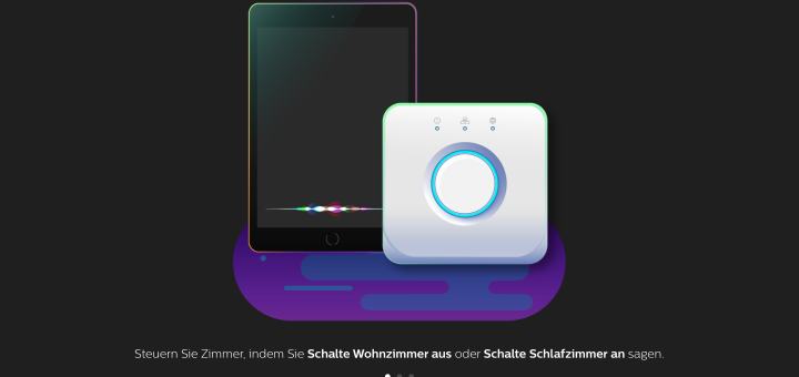 Philips Hue in HomeKit einbinden