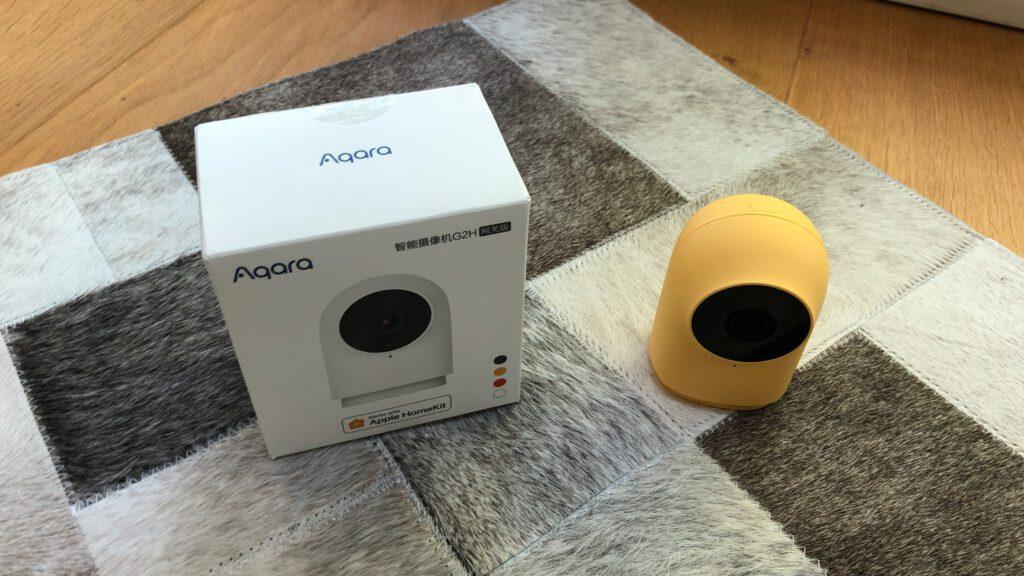 Günstige Kamera für Apple HomeKit