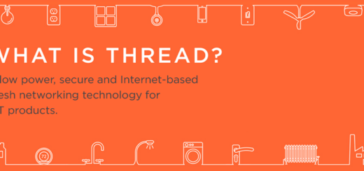 Homekit Thread