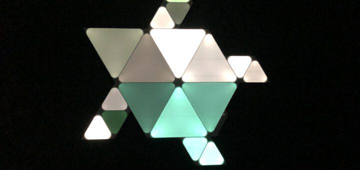 Nanoleaf Shapes
