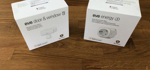 Eve Energy HomeKit